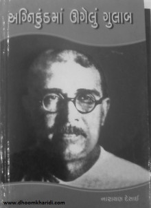 Agnikundma Ugelu Gulab Gujarati Book Written By Narayan Desai