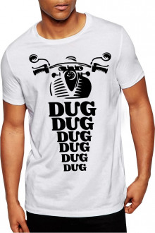 Dug Dug Dug Cotton T Shirt Buy Online , Best Price and Discount
