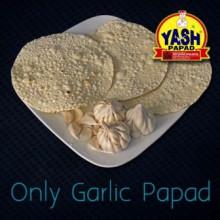 Garlic Papad  5 Kg Buy online best Gujarati Farsan