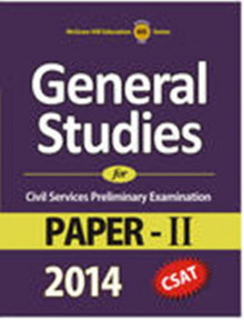 General Studies Paper 2 for UPSC Civil Services English Book