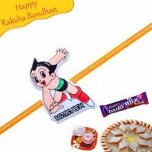 Astro Boy Kids Rakhi