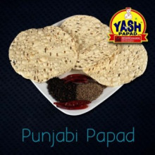 Punjabi Papad  500 Grams Buy online best Gujarati Farsan