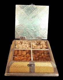 Attractive Dryfruit cum Mukhwas Box