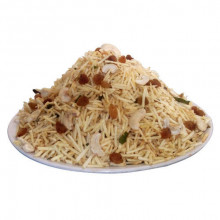 Special Dryfruit Farali Chevda - Madhubhai Gordhanbhai Chevdawala Rajkot - Buy Online - સ્પેશ્યલ ડ્રાયફ્રુટ ફરાળી ચેવડો