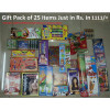 Buy Crackers Gift Pack Online with 25 Items - Only for Ahmedabad