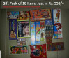 Buy Crackers Gift Pack Online with 18 Items - Only for Ahmedabad