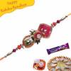 Kundan, Beads Mauli Rakhi