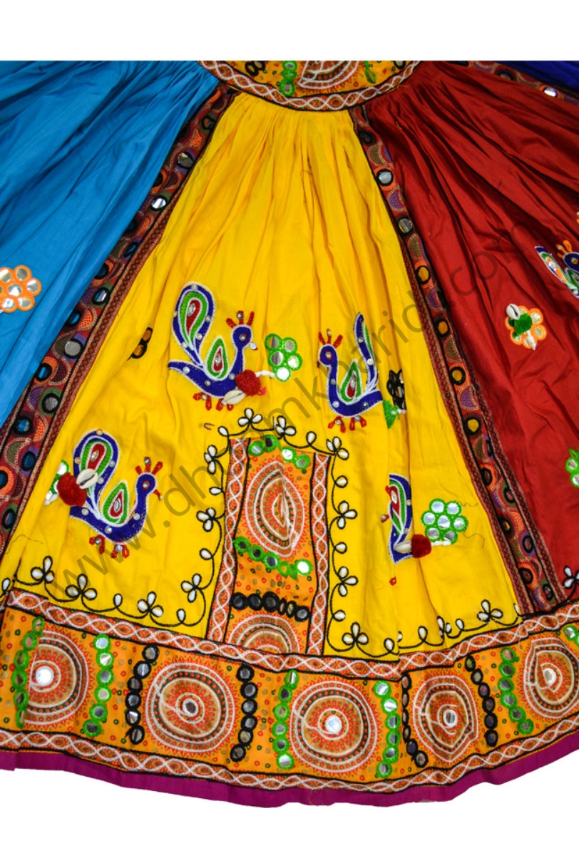 Outstanding Multi Colour Chaniya Choli Buy Online