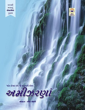 Amizarna Gujarati Book Written By Ramesh Sanghvi