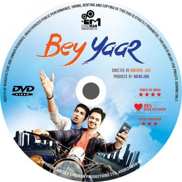 Bey Yaar Gujarati Movie DVD Buy Online