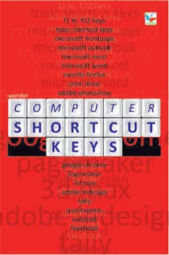 Computer Shortcut Keys Gujarati Book by Vibhuti Maniya Dayna Maheta