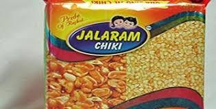 Jalaram Gur Shig And Tal Chikki 450 Grams