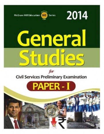 General Studies Paper 1 for UPSC Civil Services English Book