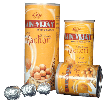 Jain vijay special dry fruit kachori 400 gms buy online from best farsan provider