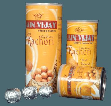 Jain vijay special dry fruit kachori 400 gms buy online from best farsan provider