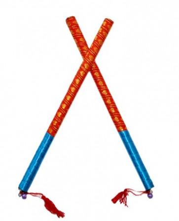 Rajwadi Wooden Dandiya Stick for Navratri Buy Online