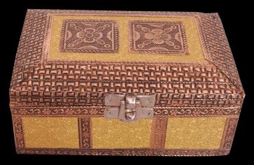Attractive small Jwellery cum Bangle Box