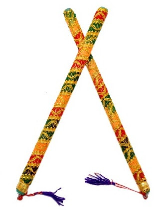 Wolen Sanedo Dandiya Stick Buy Online this Navratri