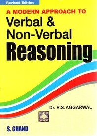 A Modern Approach to Verbal and Non Verbal Reasoning English Book