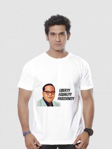 Baba Saheb Ambedkar Quote- Tshirt