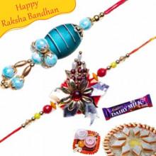 Blue Pearl, Crystal Bhaiya Bhabhi Rakhi