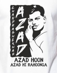 Aazad Hoon - Tshirt