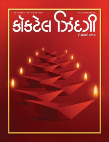 Cocktail Zindagi - October November Combo 2017 Diwali Special - Premium Gujarati Magazine buy online