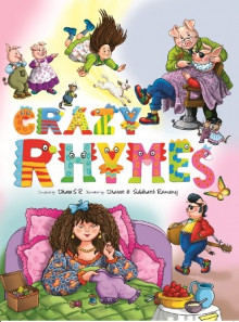 Crazy Rhymes Gujarati Book Written By Dhara S R