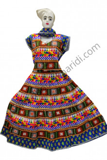 Designer Piece Blue Colour Chaniya Choli  for Navratri 2017 buy online