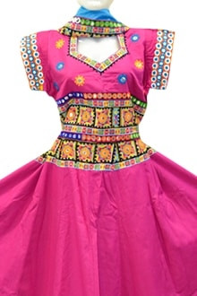 Spleandid Pink Colour Chaniya choli buy online