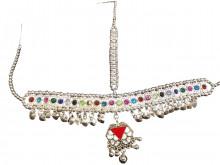 Buy Multicolor Oxodized Damni (Small Size) Online For Navratri