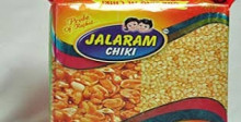 Jalaram Gur Shig And Tal Chikki 450 Grams