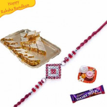 Sandwitch katALI With rakhi