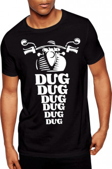Dug Dug Dug Cotton T Shirt