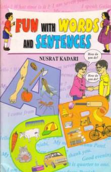 Fun With Words And Sentences Gujarati Book Written By Nusrat Kadri