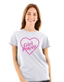 Girl Power Gujarati - Cotton Tshirt  From Deshidukan Buy online in Gujarat, Ahmedabad, Rajkot, Surat, Vadodara