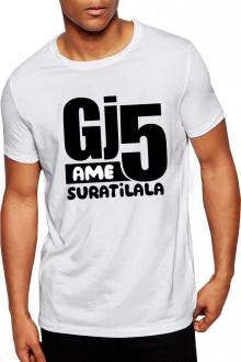 GJ 5 - Suratilala - Cotton Tshirt buy online