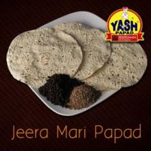 Jeera Mari Papad  5 Kg Buy online best Gujarati Farsan