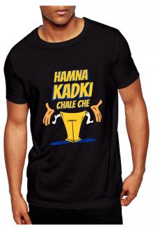 Hamna Kadki Chale Chhe - Tshirt