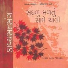 Kavyasatsang Vol 4 Saghlu Maltu Same Chali Gujarati Book by Rajesh Vyas Miskin