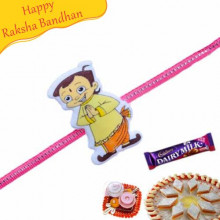 Exclusive ChhotaBheem Kids Rakhi