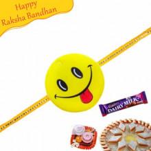 Smiley Kids Rakhi