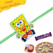 Spongebob Kids Rakhi