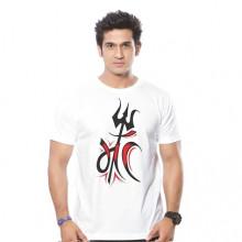 Maa White T-shirt