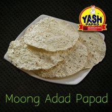 Moong Adad Papad  5 Kg Buy online best Gujarati Farsan