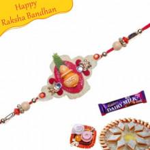 Kalash Beads Rakhi