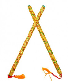 Manoranjan Wooden Dandiya Sticks for Navratri Buy Online