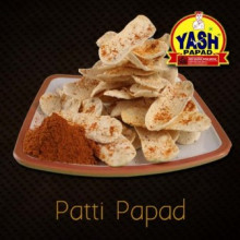 Patti Papad  500 Grams Buy online best Gujarati Farsan