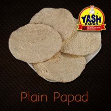 Plain Papad  5 Kg Buy online best Gujarati Farsan