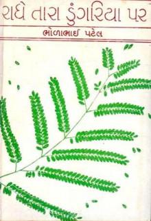 Radhe Tara Dungariya Par Gujarati Book Written By Bholabhai Patel